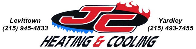 JC Heating & Cooling 181 Fallsington - TullyTown Road Levittown, PA 19054 - Phone: (215) 493-7455