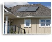 JC Heating & Cooling can install a solar hot water heating system for you in Yardley PA