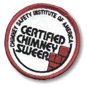 JC Heating is a Certified Chimney Sweep Professional