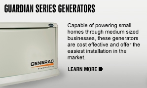 For your Electric Generator needs in Washington Crossing, PA trust us Generac to keep the lights on.