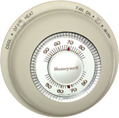 Honeywell Thermostats Installed By JC Heating