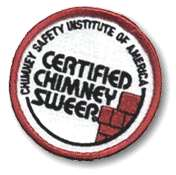 IC HEATING IS A CERTIFIED CHIMNEY SWEEP