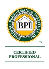 JC Heating is BPI Trained and Certified
